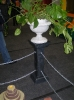 Столбик -232 с вазоном